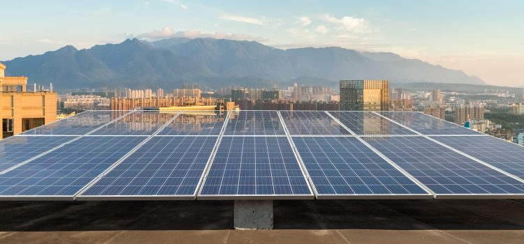 Rooftop Solar Panel