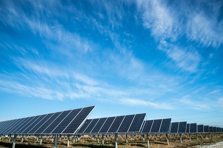 solar as the best alternative source of energy
